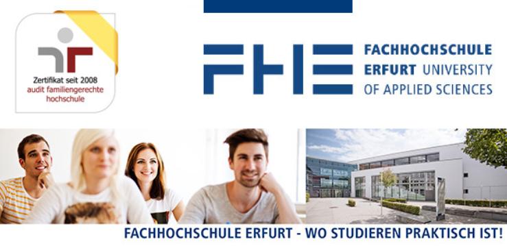 Fachhochschule Erfurt - Logo