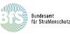 """Wissenschaftlicher Referent (m/w/d) Physik, Messtechnik, Informatik - Fachgebiet """"Dosimetrie und Spektrometrie"""" der Abteilung Umweltradioaktivität - Bundesamt für Strahlenschutz (BfS) - Logo"""
