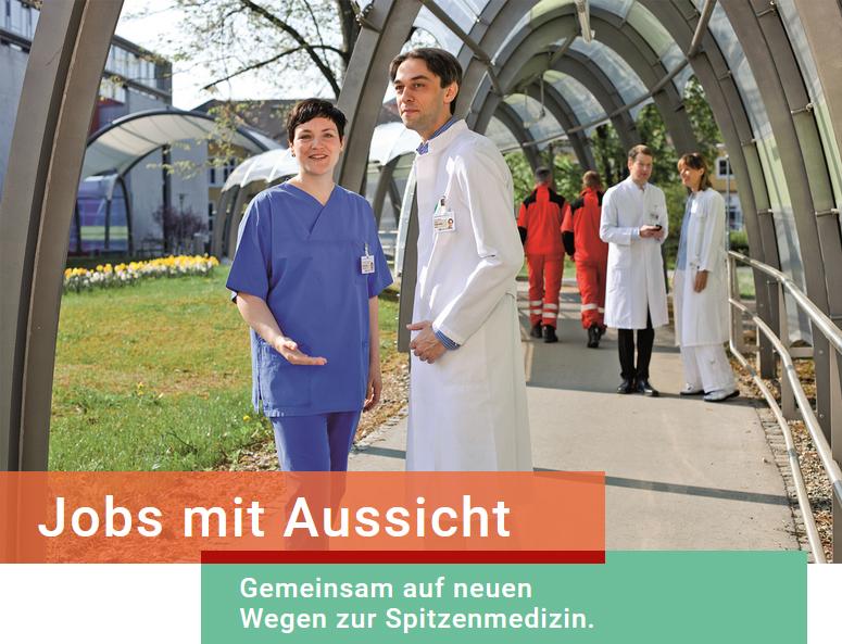 Uniklinik Dresden - Header