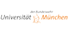 Senior Researcher bzw. Post-Doc Wissenschaftlicher Mitarbeiter (m/w/d) am Institut für Projektmanagement und Bauwirtschaft - Universität der Bundeswehr München - Logo