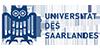 Professur (W3) für Naturstoff-Biotechnologie - Universität des Saarlandes - Logo