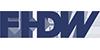 Professur (W3) Wirtschaftsinformatik (Software Engineering) - Fachhochschule der Wirtschaft FHDW - Logo